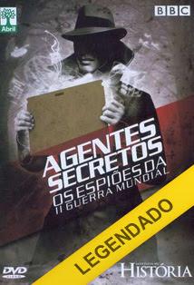 Agentes Secretos Os Espiões da Segunda Guerra Mundial: Atrás da Linha Inimiga Legendado