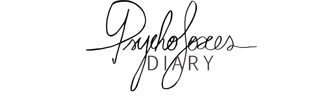 The Psychofoxes Diary