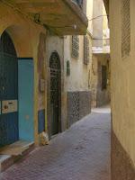 medina in tangier morocco