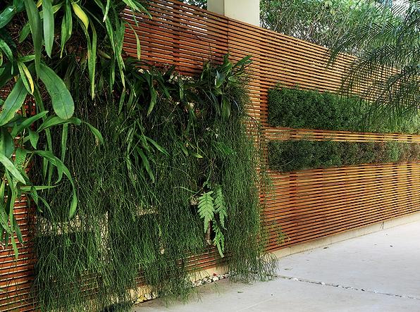 jardim vertical latas : jardim vertical latas:Algumas empresas tem produzido modelos específicos de jardins para