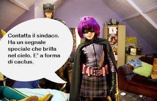 Immagine scena Kick ass doppiato in italiano