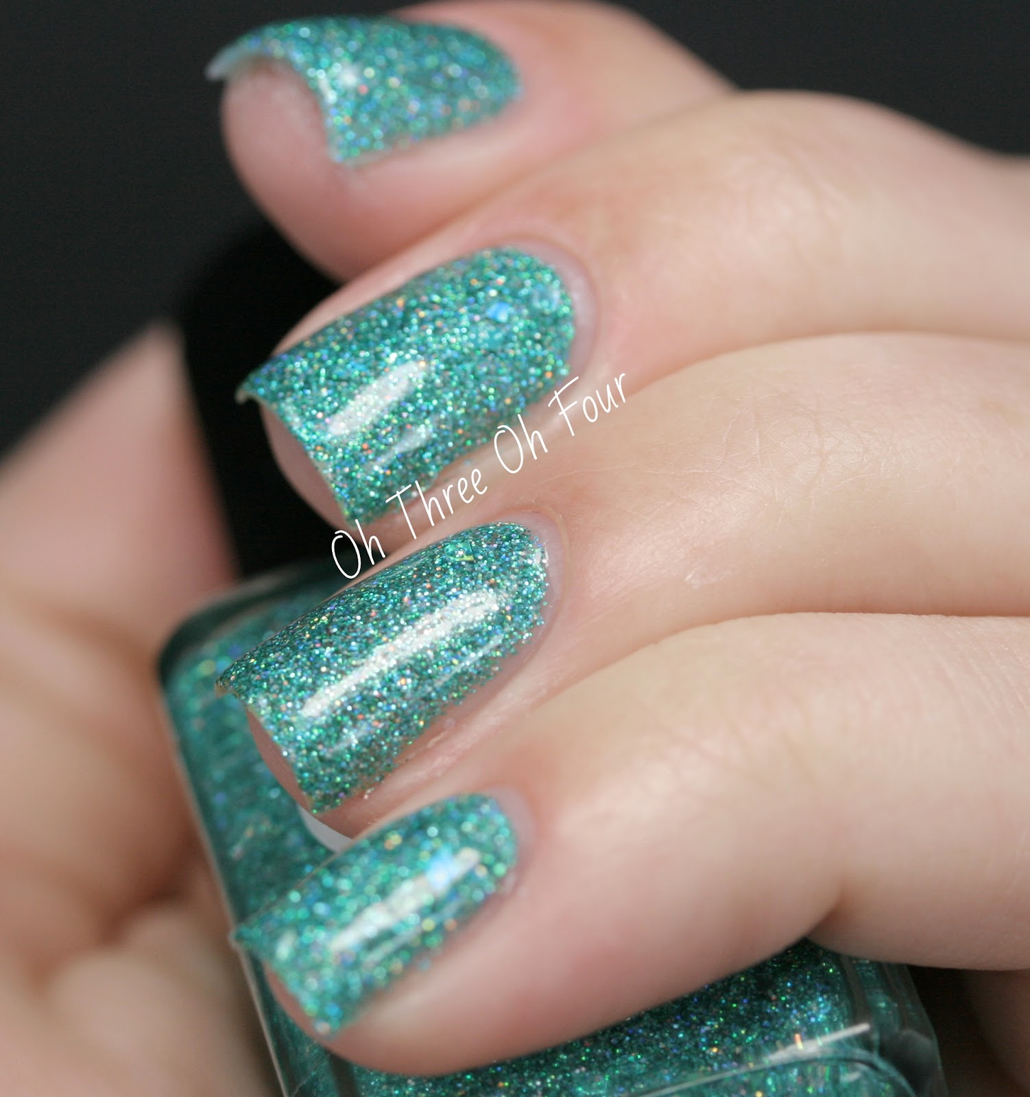 Lynnderella Do You Paraiba? Swatch
