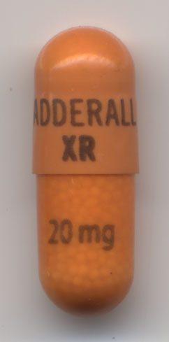 Generic Adderall 10mg