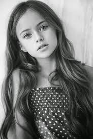 Kristina Pimenova model cantik