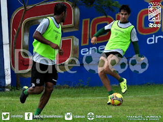 Oriente Petrolero - Ricky Añez - Marvin Bejarano - DaleOoo.com sitio del Club Oriente Petrolero