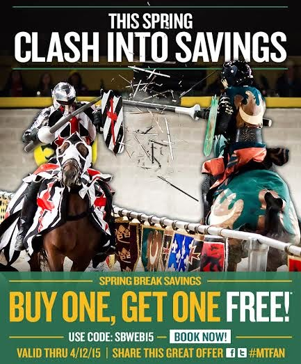 Medieval Times Baltimore Sale