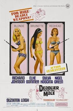Watch Deadlier Than the Male (1967)