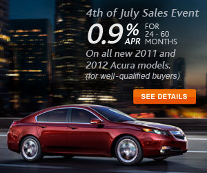 DCH Acura Of Temecula DCH Acura Of Temecula Th Of July Special - Acura special financing