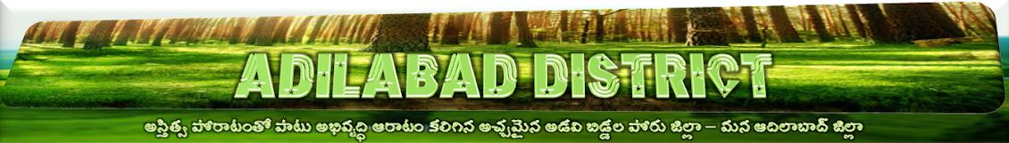 Adilabad district, telangana,komaram bheem,kuntala, nagoba, mancherial, gussadi, pochera, nirmal