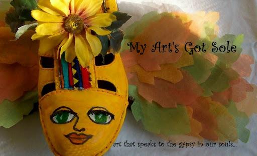 My Art's Got Sole