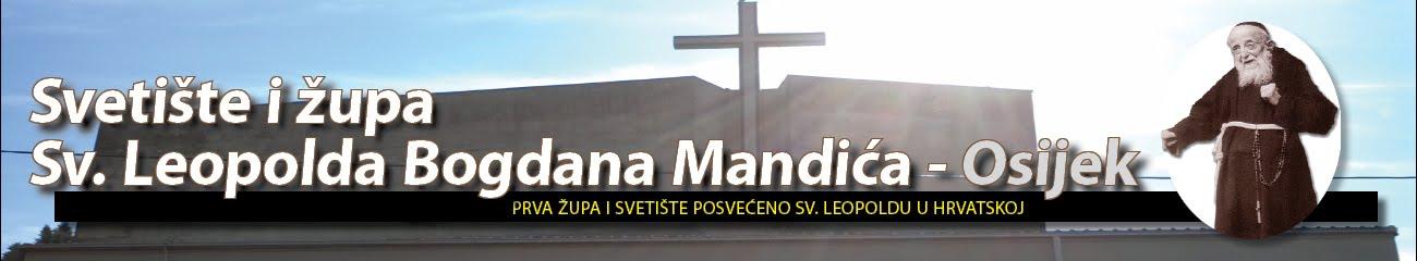 Župa Svetog Leopolda Bogdana Mandića, Osijek