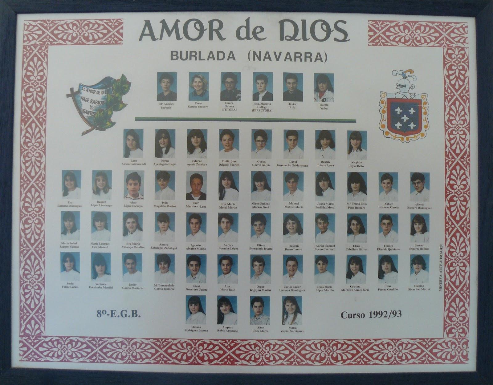 Colegio amor de dios burlada exalumnos - Colegio amor de dios oviedo ...