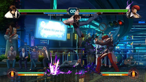 The King of Fighters XIII - 2013 Screenshots