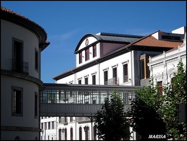 Baños Quimicos General Roca:En Las Caldas, pueblo de la parroquia de San Juan de Priorio en Oviedo