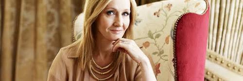 J.K. Rowling é a 61ª Mulher Mais Poderosa do Mundo | Ordem da Fênix Brasileira
