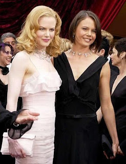 Nicole Kidman and her sister Antonia