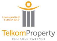 Lowongan Kerja Telkom Property 2013 Bulan Februari Area Jakarta