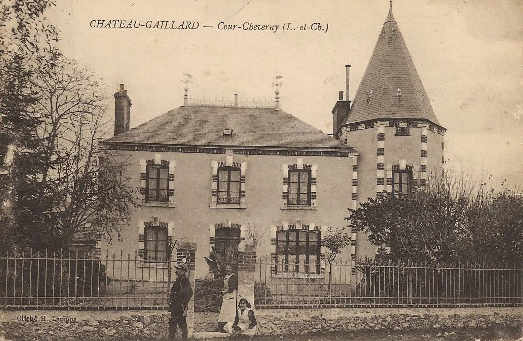 Château Gaillard - Cour-Cheverny