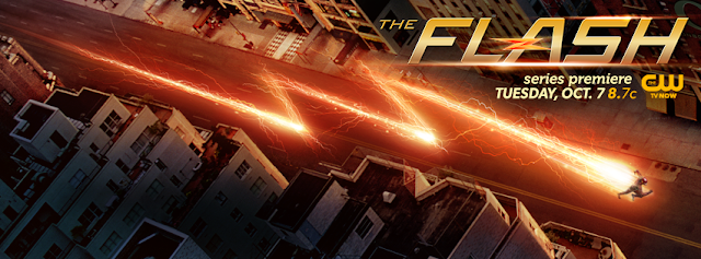 The Flash - New Promotional Banner