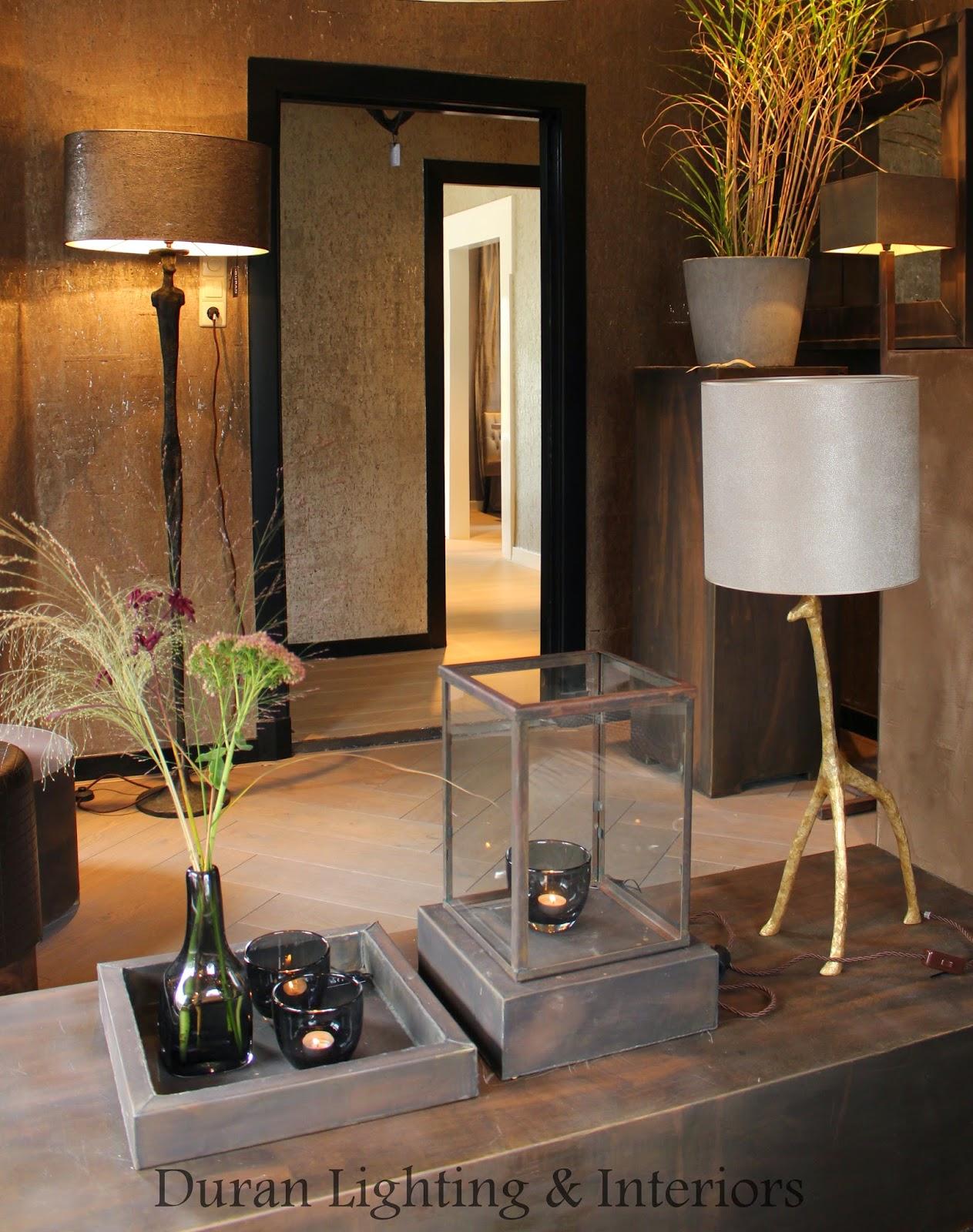 Staande l& zuil en spiegel old bronze Duran echt prachtig!! & Het Moonhuis: De nieuwe showroom van Duran azcodes.com