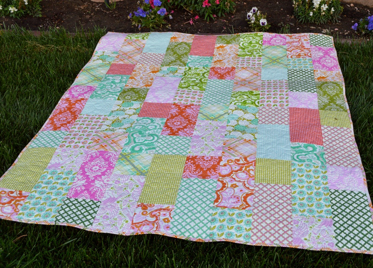 Quilting Patterns With Fat Quarters : Happy Quilting: Fat Quarter Fizz!!