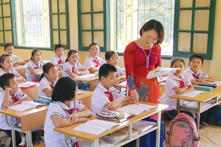 Gia Lai: Cô giáo như mẹ hiền