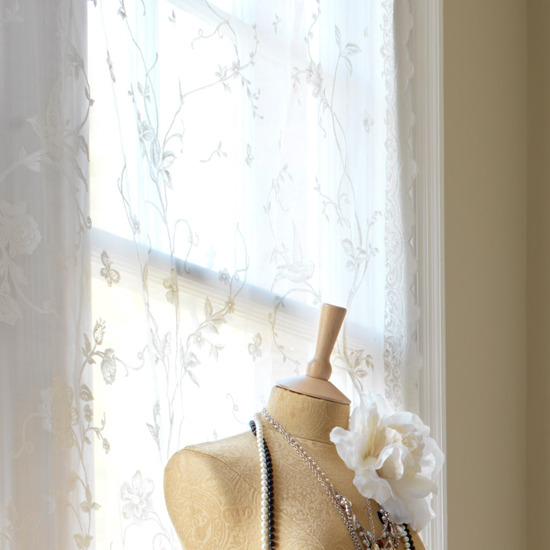 Otthon és dekor: Gyönyörű vintage hálószoba