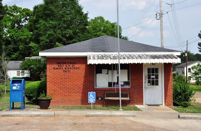Mantee MS Post Office Hickory Ridge Studio