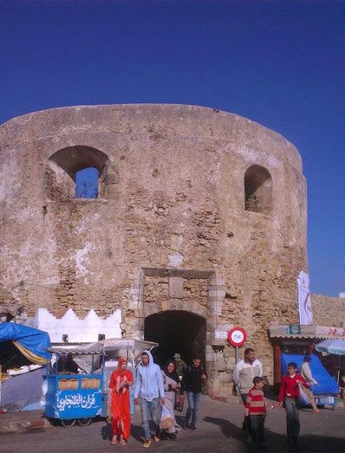 Puerta Bab el-Houmar