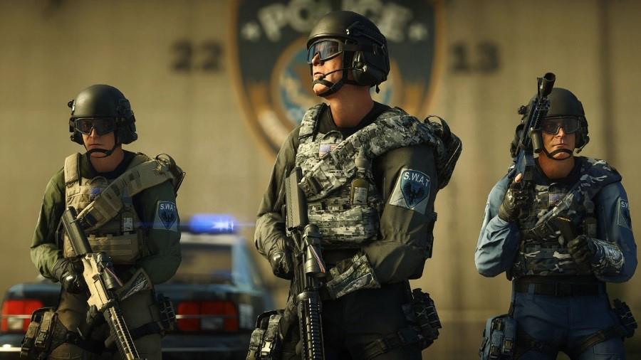 Battlefield Hardline - Missão da Comunidade: 20 milhões de eliminações com fuzis de assalto