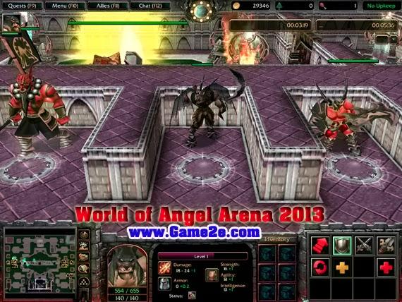World of angel arena 2013 v140c ai gumiabroncs Choice Image