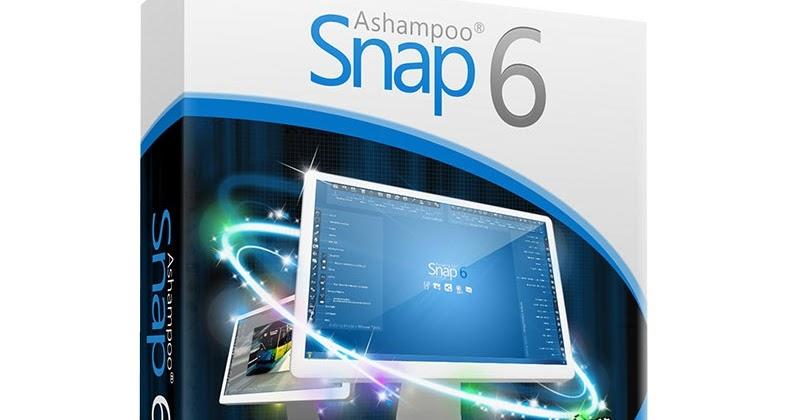 PROGRAMAS WEB FULL UTILITARIOS PARA PC: ASHAMPOO SNAP 6 [MULTILENGUAJE] [ESPAÑOL] + CRACK (FULL ...