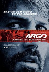 Poster original de Argo