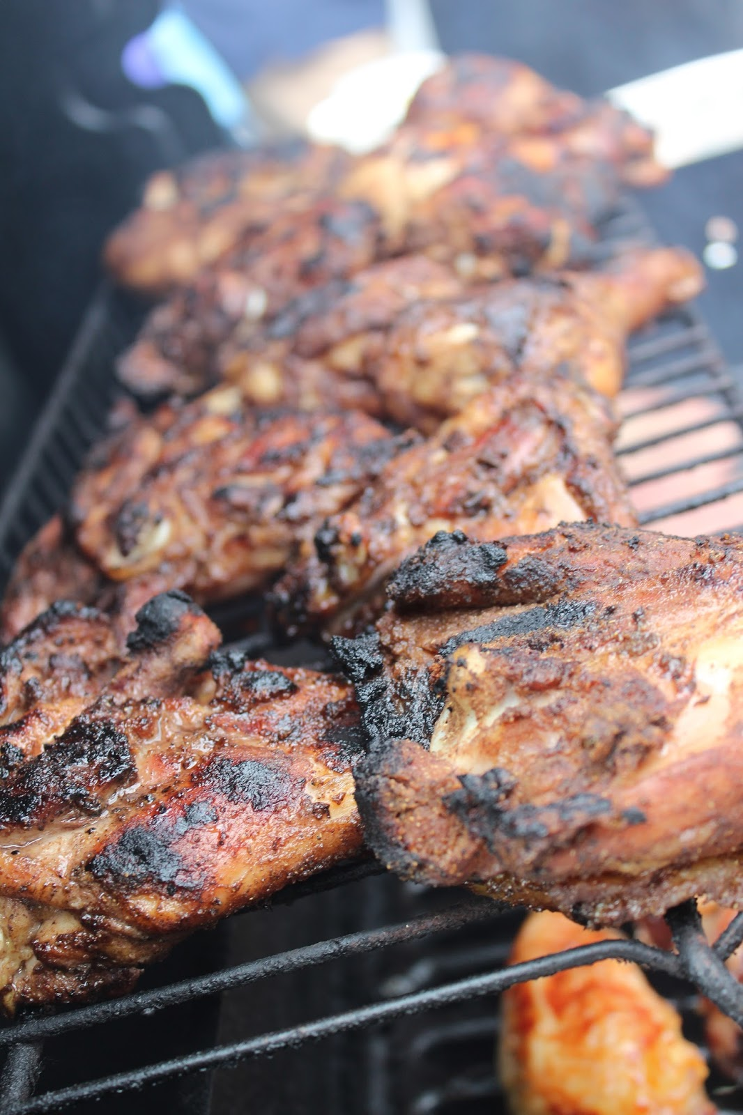 Baked or Grilled Jerk Chicken