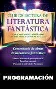 Club Lectura Literatura Fantástica en Rialeda