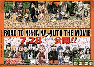 Naruto Shippuden Movie 6 : Road to Ninja Naruto the Movie (2012) BluRay 720p 900MB