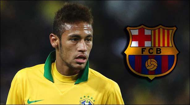 Foto Neymar da Silva Terbaru 2013 2014 Kumpulan Foto Neymar (FC Barcelona) Terbaru Musim 2013 2014