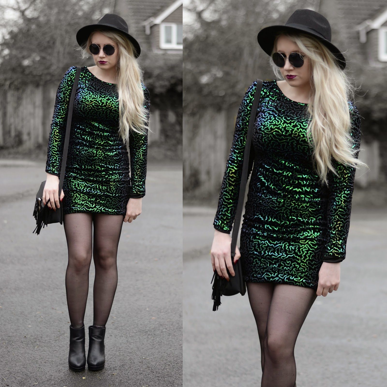 Sammi Jackson - Sequin Dress