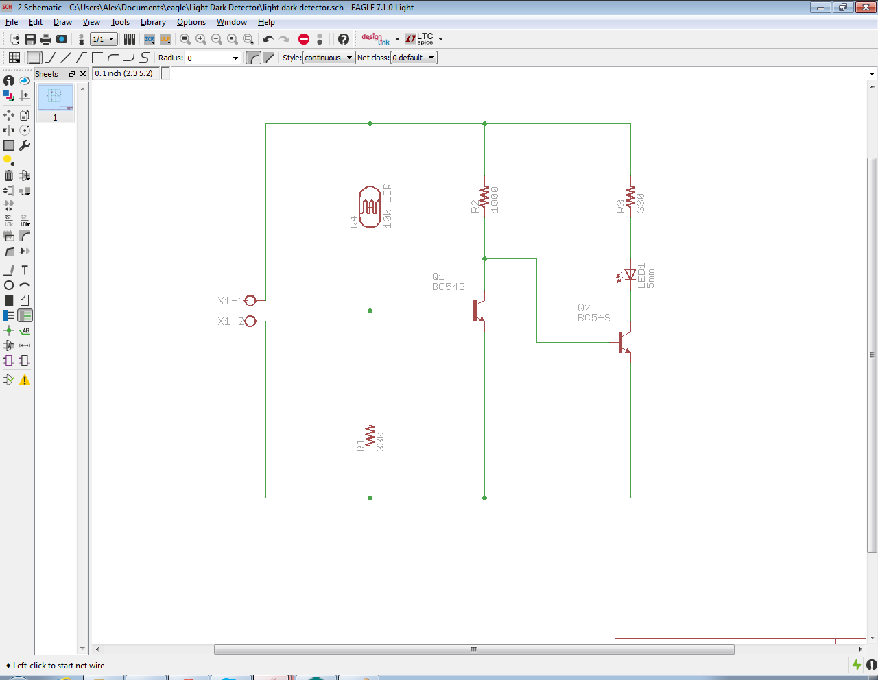 the answer is 42 how to design a pcb using cadsoft eagle 7 1 next click on the add icon and search for screw select the wago screw terminal seen previously and place it on the schematic in the same place that