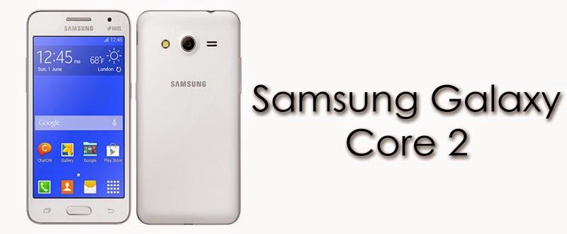 Samsung Galaxy Core 2, Smartphone Quad Core Dual SIM