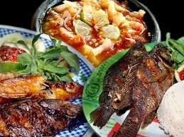 Kuliner Surabaya - Gurami Bakar