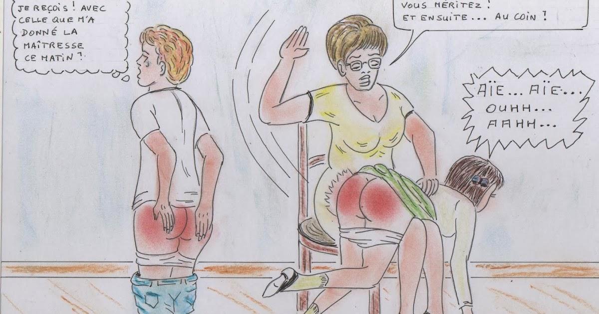 Matre, j'ai besoin d'une punition - reference-sexecom