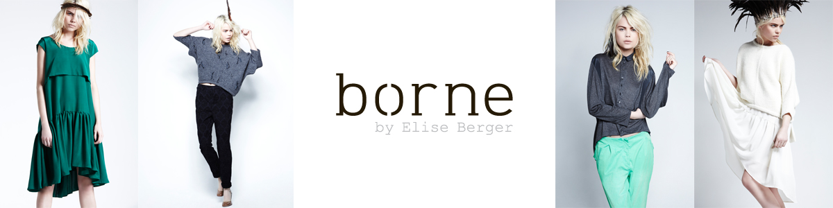borne by Elise Berger