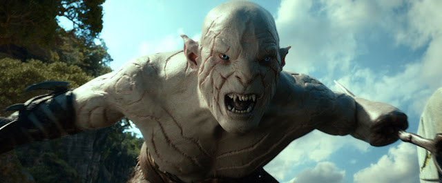 Ozog in The Hobbit: The Desolation of Smaug movie still image picture photo