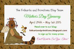Folkart & Primitives Giveaway