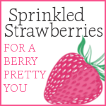 Sprinkled Strawberries