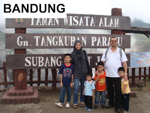 PERCUTIAN KE BANDUNG: