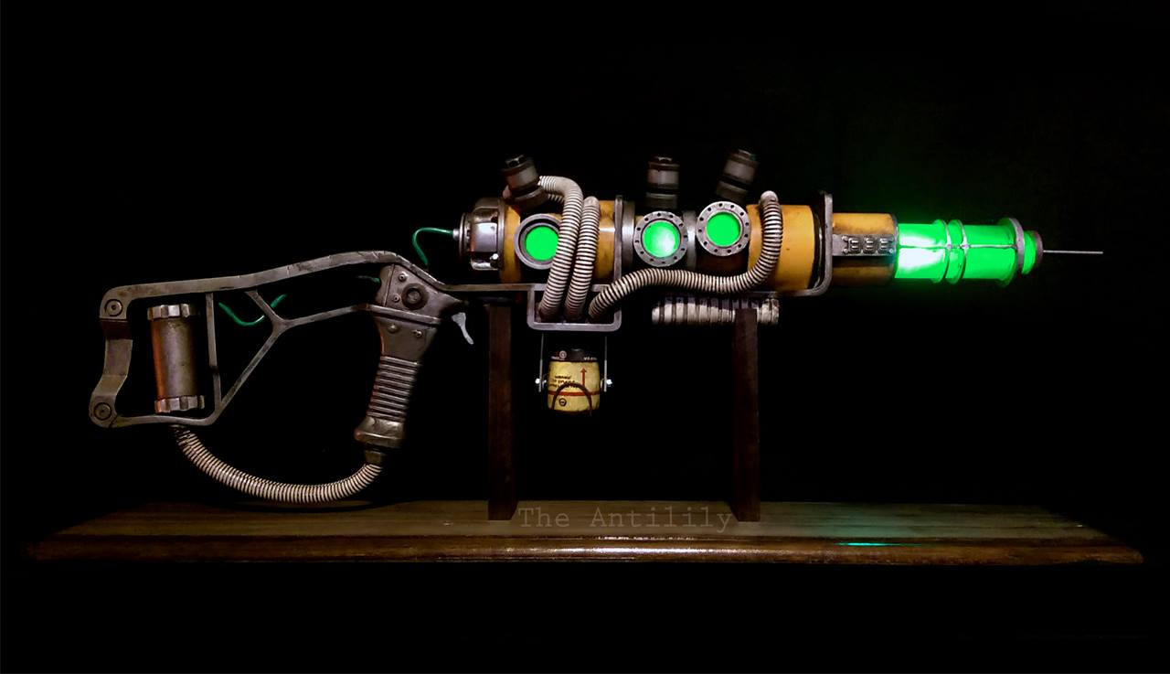 Fallout  You Lack The Requirements To Build An Automaton