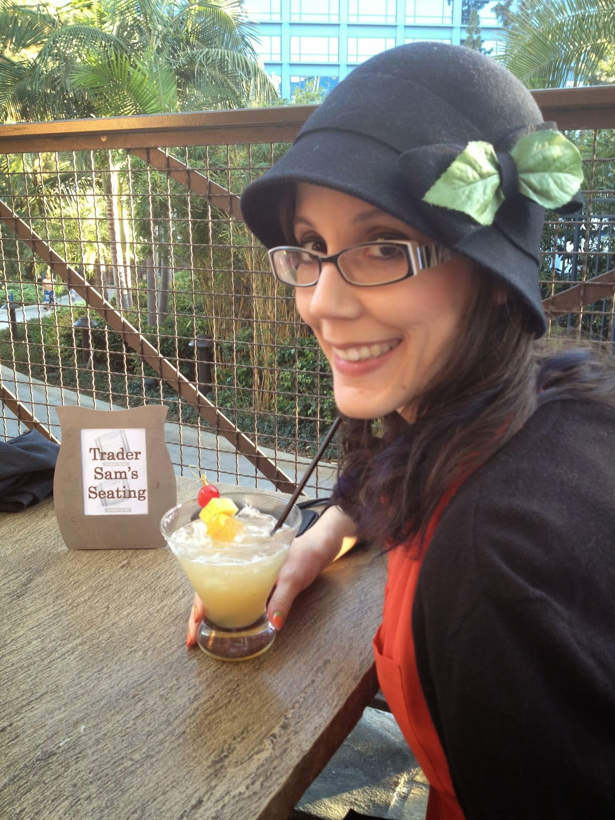 Trader Sams on Dapper Day