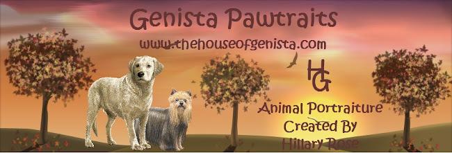 Genista Pawtraits